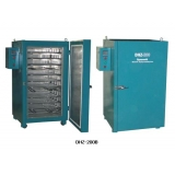 DHZ-B Series, 200-400kg Capacity Electrode Dryer Oven(Drawer Type)/Rod Dryer