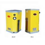 PE-5 Series, 25kg Capacity US Standard Electric Rod Dryer Cylinder/Electrode(Rod) Dryer