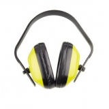 PE Earmuff, Yellow Color