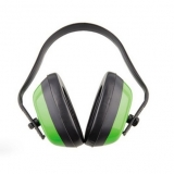 PE Earmuff, Green Color