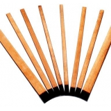 DC Copper Coated Flat Carbon Gouging Rods