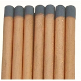 DC Copper coated Carbon Rods with striated surface