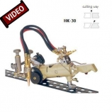 Portable Straight line gas cutting machine,HK-30