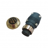 7 Cored Aviation Plug/Socket, Panasonic type