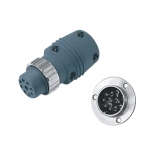 9 Cored Aviation Plug/Socket, Panasonic type