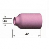 54N Ceramic Nozzle For SR 17 18 26