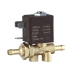 Compact Type Solenoid Valve for MIG, TIG, Plasma Welding Machines
