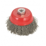 Stainless Steel Crimped Wire Cup Brushes