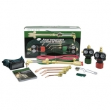 Journeyman Welding & Cutting Kit, WCK-18,Victor Type